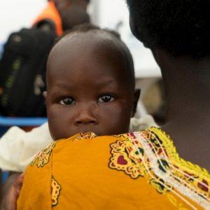 ganda inicia una operación de verificación de refugiados sin precedentes