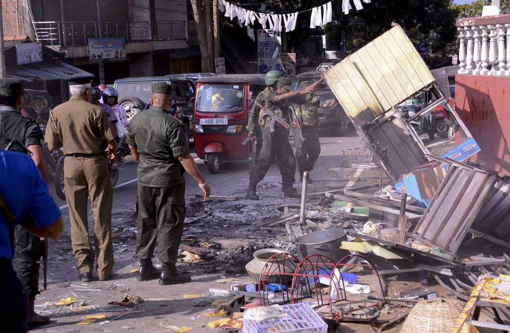 Sri Lanka: El estado de excepción debe respetar los derechos humanos