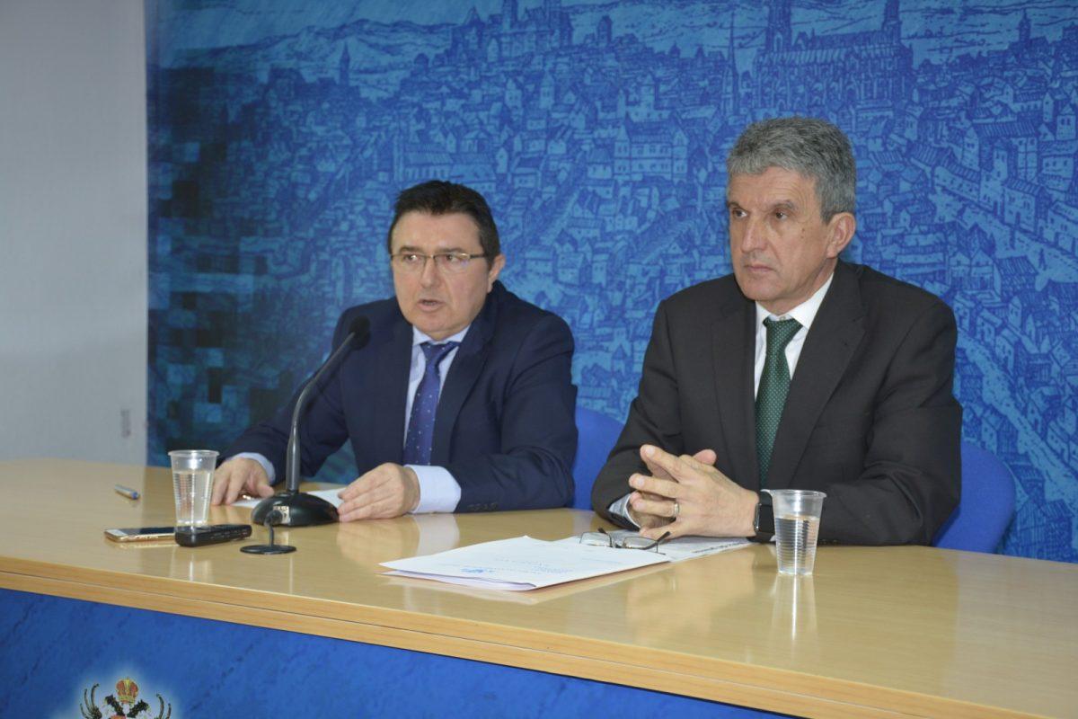 """http://www.toledo.es/wp-content/uploads/2018/03/dsc2500-1200x800.jpg. El Ayuntamiento transmite su """"total tranquilidad"""" tras la anulación del POM y asegura que tendrá un avance del nuevo esta legislatura"""