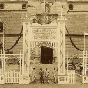 37 - La exposición agrícola de Toledo de agosto de 1909
