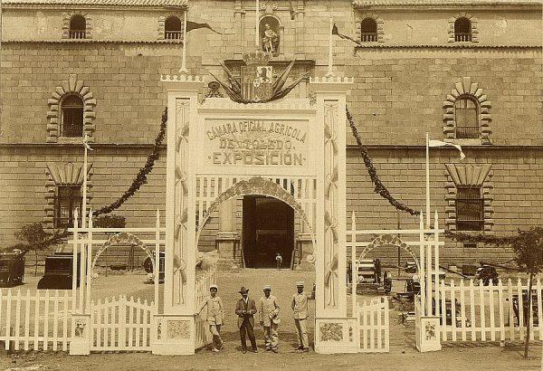 37 – La exposición agrícola de Toledo de agosto de 1909