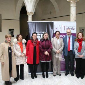 a exposición 'Aliadas' llega a San Pedro Mártir de la mano de Fem18 con obras de Ouka Leele, Oscar Mariné o Alberto Corazón