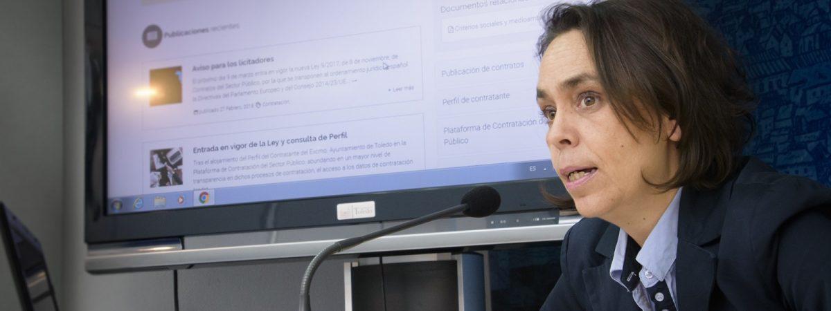 El Consistorio mejora la transparencia e información…