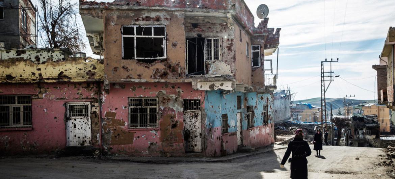 El Gobierno turco utilizó el estado de emergencia para restringir los derechos humanos de su pueblo