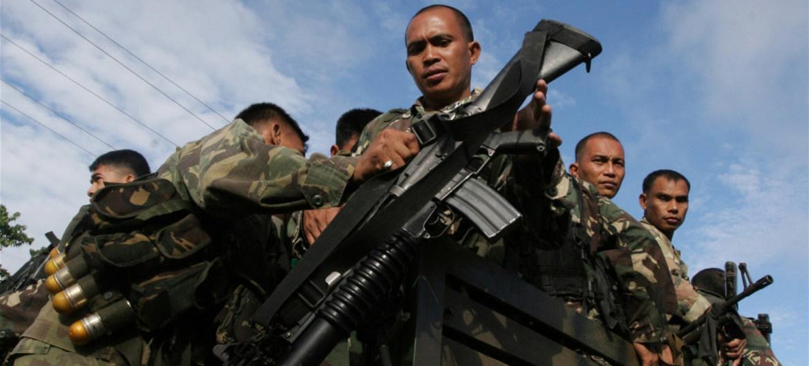 Filipinas se retira de la Corte Penal Internacional, pero continúa el examen sobre sus violaciones