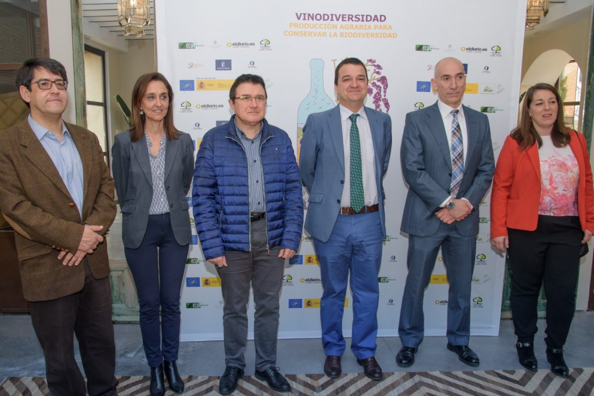 http://www.toledo.es/wp-content/uploads/2018/03/jp23185-1200x800.jpg. El Ayuntamiento participa en la jornada de 'Vinodiversidad. Producción agraria para conservar la biodiversidad'