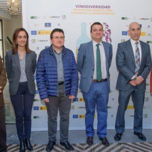 El Ayuntamiento participa en la jornada de 'Vinodiversidad. Producción agraria para conservar la biodiversidad'