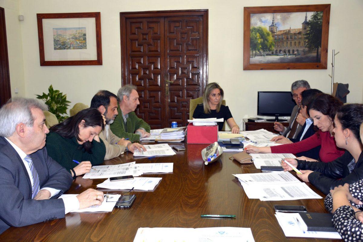 http://www.toledo.es/wp-content/uploads/2018/03/junta_gobierno_local-1200x800.jpg. El Consistorio da el visto bueno a la licencia urbanística para la construcción de 28 viviendas en La Legua