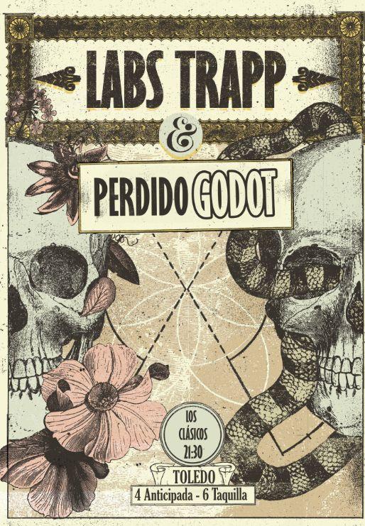 LABS TRAPP + PERDIDO GODOT