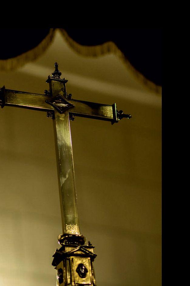 Viernes Santo. Procesión Lignum Crucis