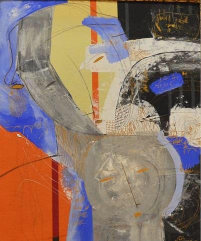 """Exposición temporal """"Pablo Sanguino y el Greco: alquimistas del color"""""""