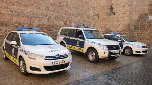 http://www.toledo.es/wp-content/uploads/2018/03/policia-local-toledo-vehiculos-625x352.jpg. Cortes de tráfico con motivo de los actos procesionales del martes 27 de marzo