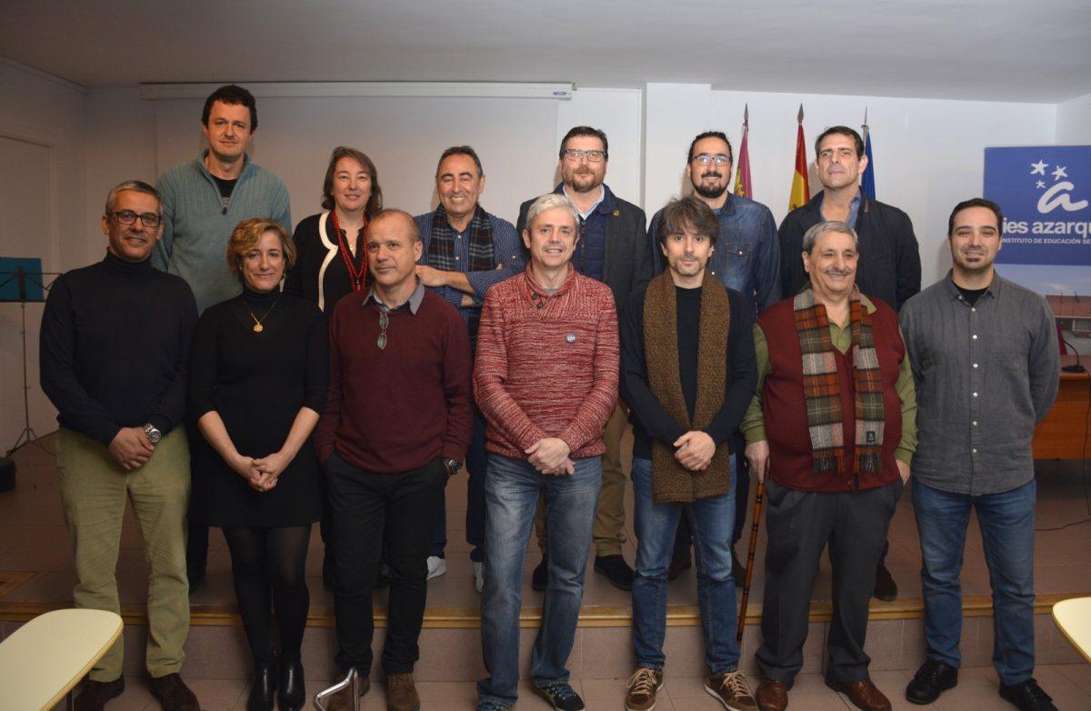 http://www.toledo.es/wp-content/uploads/2018/03/presentacion-conciertos-didacticos-1200x782-1-1200x782.jpg. La tercera edición de 'Música para Despertar' llevará más de 20 conciertos didácticos a siete institutos de la ciudad