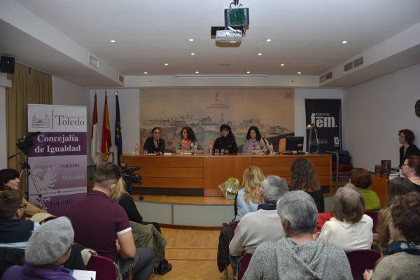 Presentación libro Macarena Alonso 04