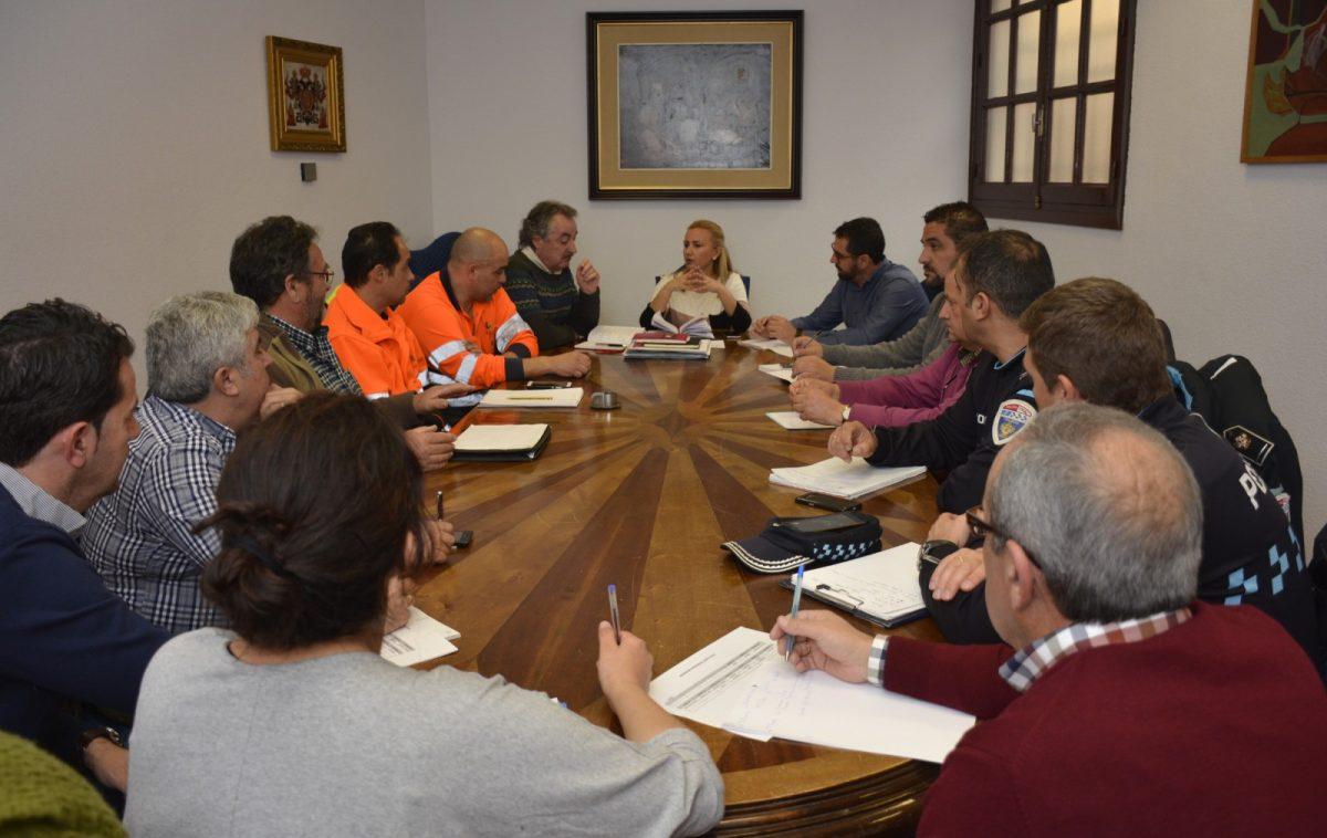 https://www.toledo.es/wp-content/uploads/2018/03/reunion-preparativos-corpus-00-1200x758.jpg. El Ayuntamiento celebra la primera reunión preparatoria de la Semana Grande del Corpus Christi
