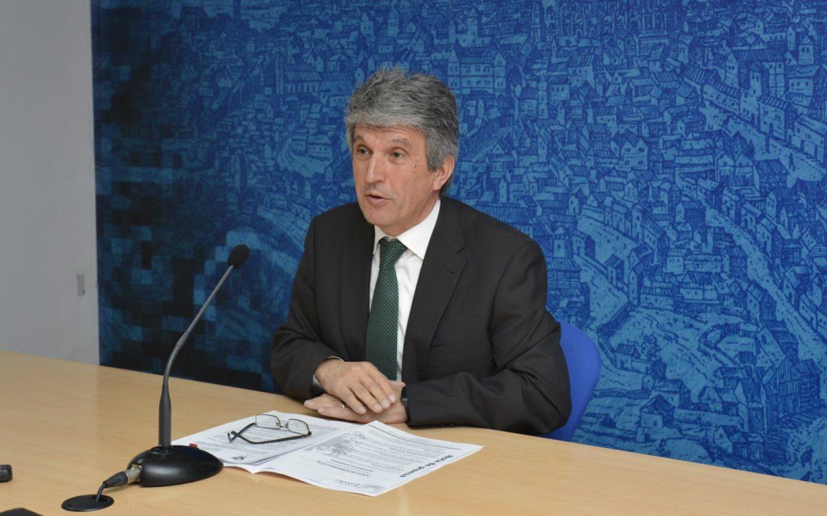 http://www.toledo.es/wp-content/uploads/2018/03/sabrido_junta-gobierno-local-1200x750.jpg. El Gobierno actuará de forma inmediata para asegurar el desarrollo urbanístico poniendo en marcha las modificaciones previstas