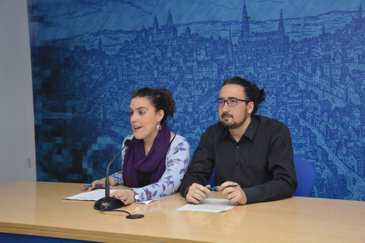 http://www.toledo.es/wp-content/uploads/2018/03/sandoval-y-mejias-programa-empleo-juvenil-1200x800.jpg. El Ayuntamiento habilitará dos puntos de inscripción para facilitar el ingreso de los jóvenes en el Programa de Garantía Juvenil