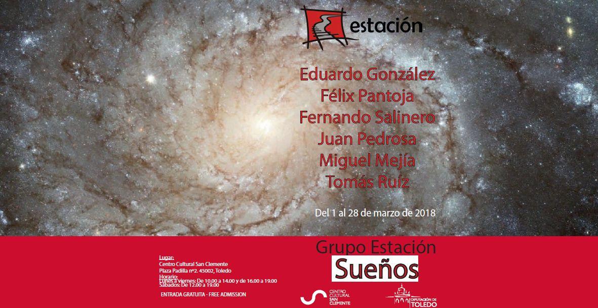 "Exposición Grupo Estación ""Sueños"""