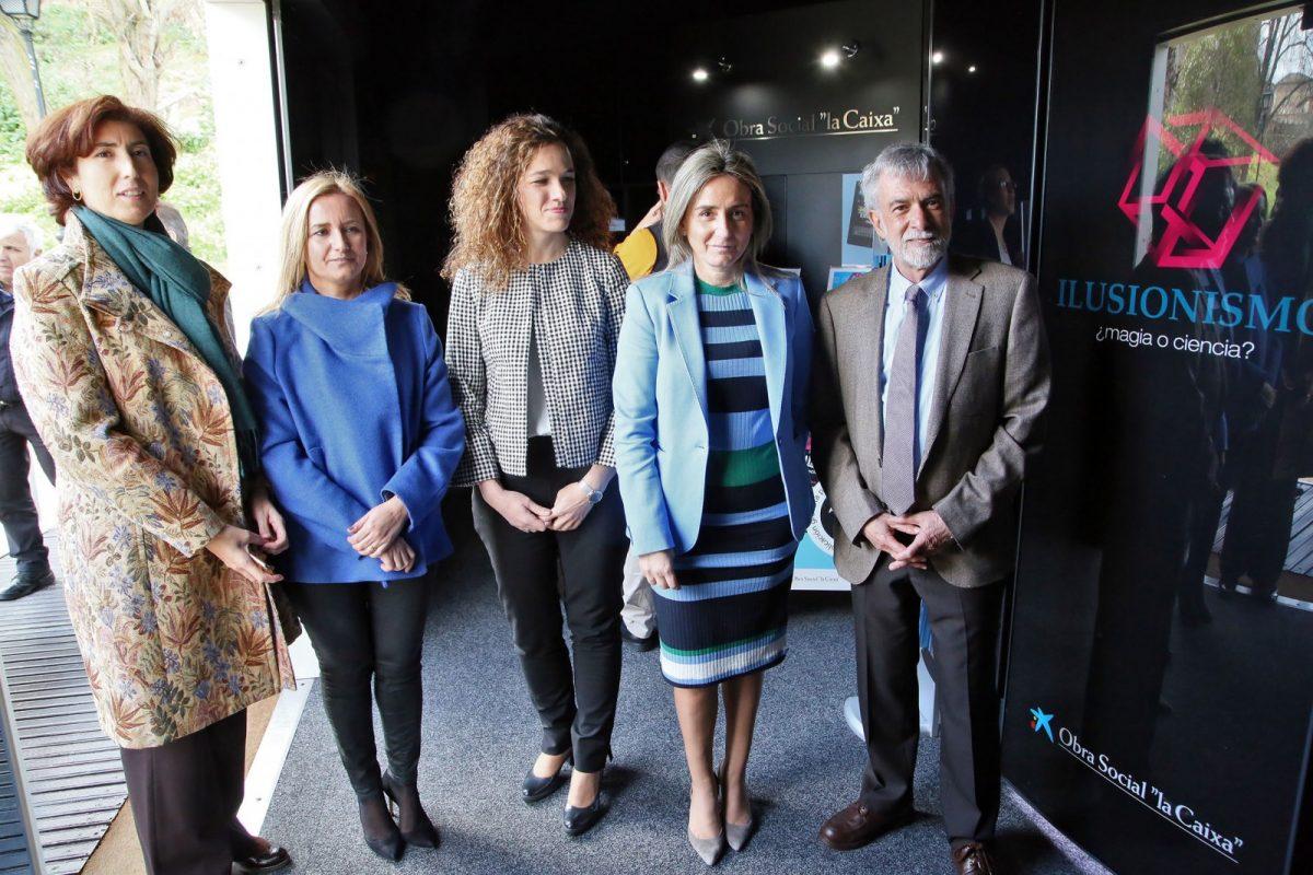 La exposición 'Ilusionismo, ¿magia o ciencia?' llega a Toledo de la mano del Ayuntamiento y la Obra Social 'la Caixa'