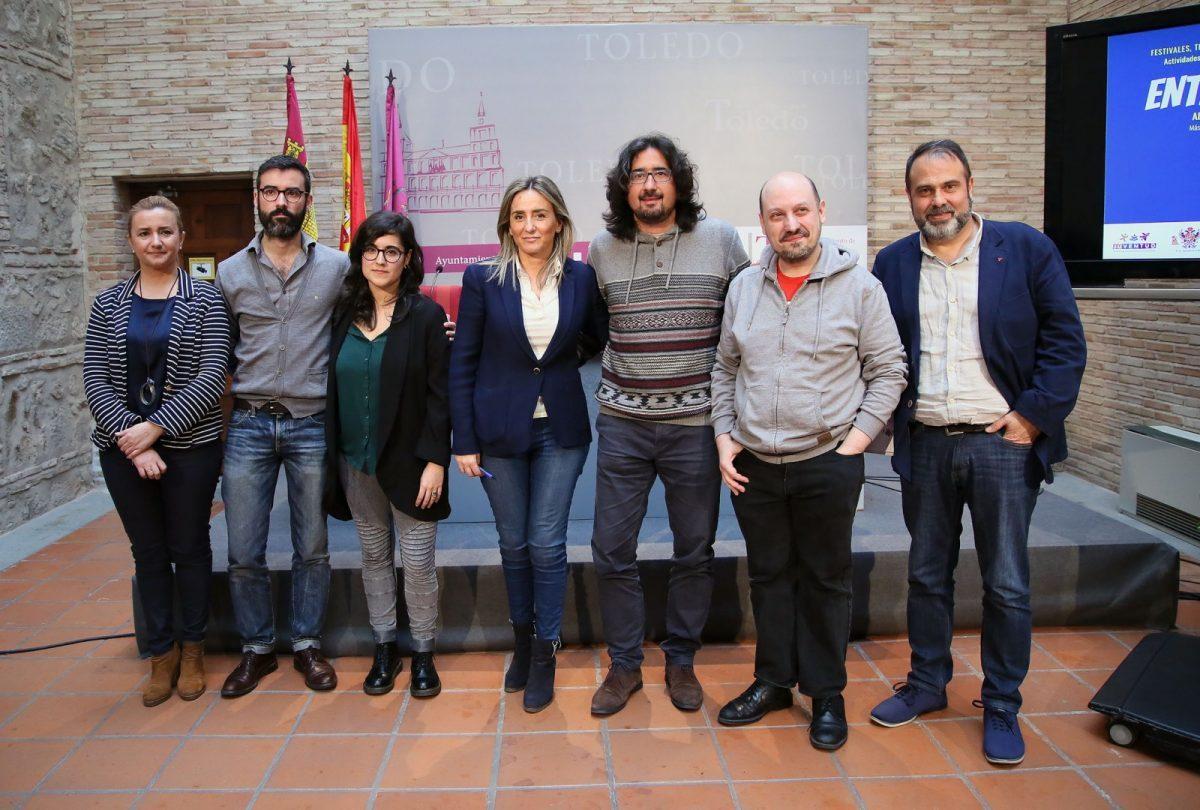 http://www.toledo.es/wp-content/uploads/2018/04/09_entre_lunas-1200x810-1-1200x810.jpg. Arranca Entre Lunas con 50 actividades de abril a junio para jóvenes de la ciudad que, por primera vez, elaboran el programa