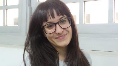 "http://www.toledo.es/wp-content/uploads/2018/04/angelica.jpg. Charla ""Ecofeminismo y protección animal"""