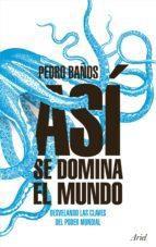 """http://www.toledo.es/wp-content/uploads/2018/04/asi-se-domina-el-mundo.jpg. Presentación de libro """"Así se domina el mundo"""""""