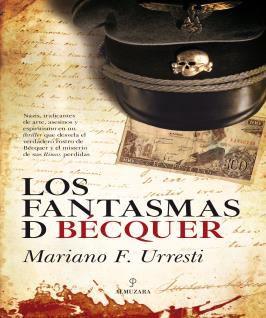 "http://www.toledo.es/wp-content/uploads/2018/04/becquer.jpg. Presentación de libro ""Los fantasmas de Bécquer"""