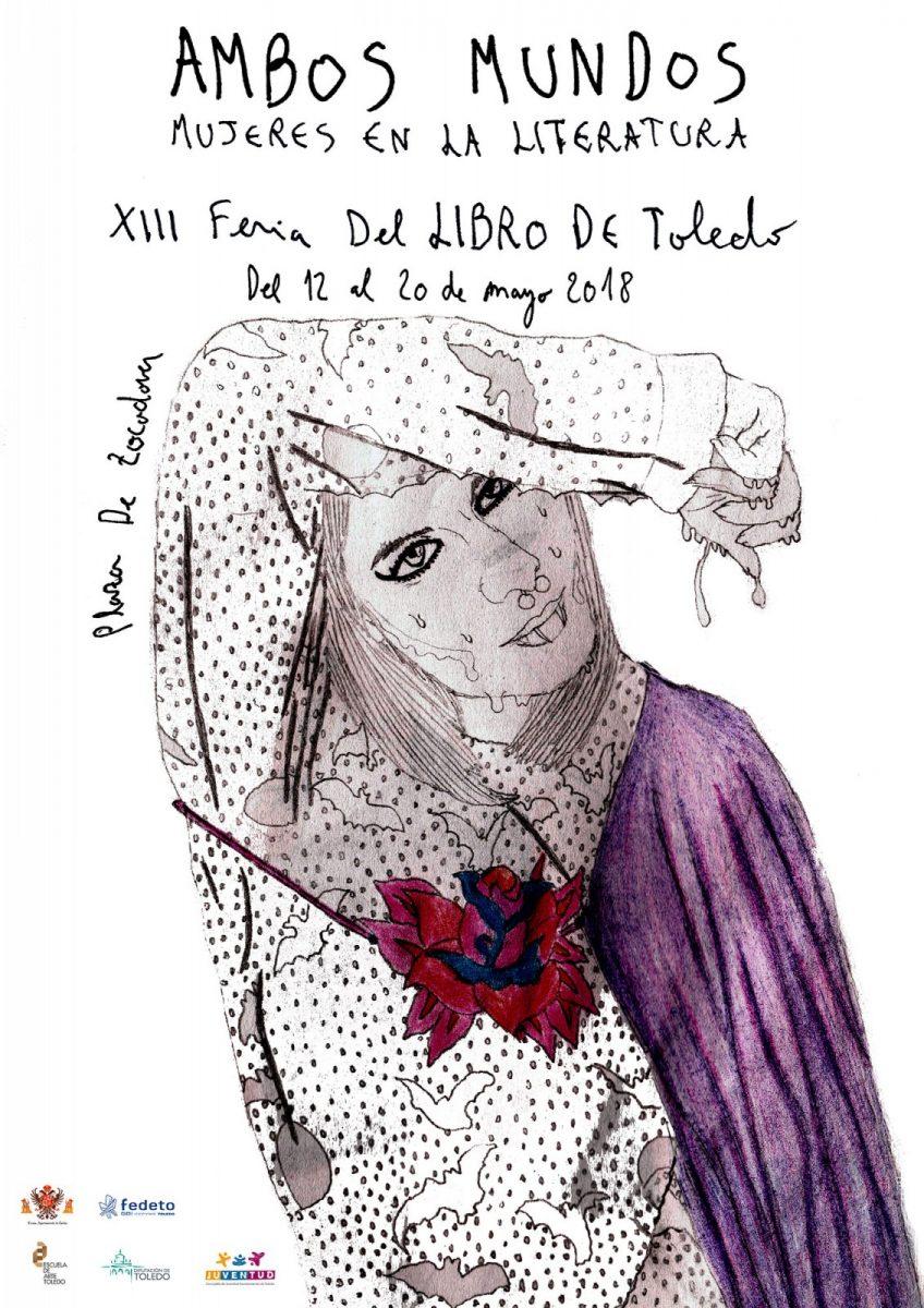 http://www.toledo.es/wp-content/uploads/2018/04/cartel-feria-del-libro-de-toledo-2018-web-002-848x1200.jpg. XIII Feria del Libro