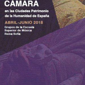 V Ciclo de música de Cámara en las Ciudades Patrimonio de la Humanidad de España