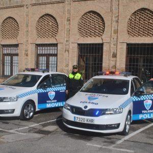 El Ayuntamiento pone a disposición de la Policía Local y agentes de Movilidad dos nuevos vehículos para mejorar su servicio