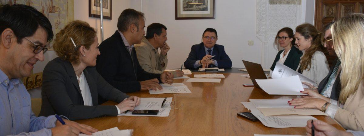 La Comisión de Seguimiento del Pacto por…