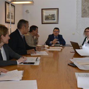 La Comisión de Seguimiento del Pacto por la Ciudad comparte la necesidad de abordar un Plan de Dinamización para el comercio