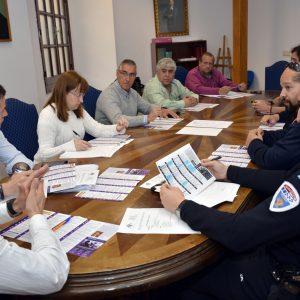 El Consistorio acoge la reunión de coordinación de Noches Toledanas