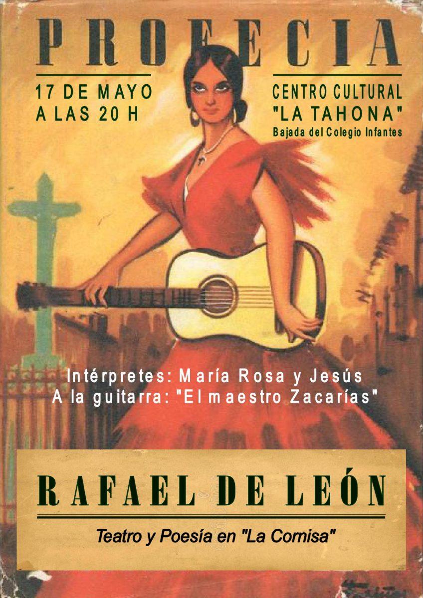 """TEATRO Y POESIA EN LA """"CORNISA"""""""