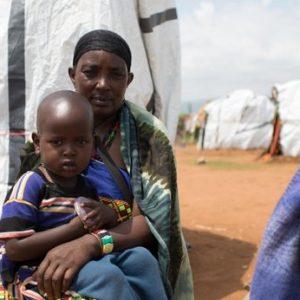 iles huyen a Kenia para escapar de la violencia en Etiopía