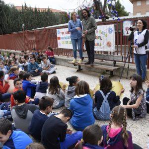 l Consistorio y Médicos del Mundo celebran el Día Internacional de la Salud con actividades y talleres para escolares toledanos