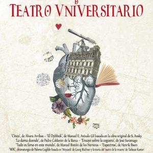 """Teatro """"El Dybbuk"""" (III Festival Nacional de Teatro Universitario)"""