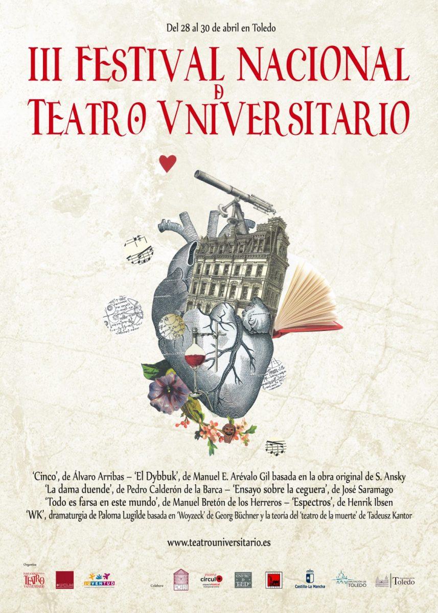 """Teatro """"WK"""" (III Festival Nacional de Teatro Universitario)"""