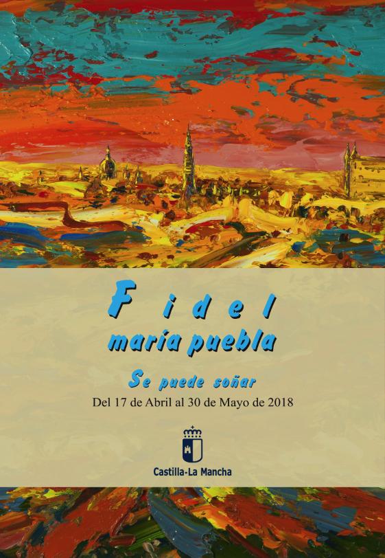 """Inauguración exposición Fidel María Puebla """"Se puede soñar"""""""