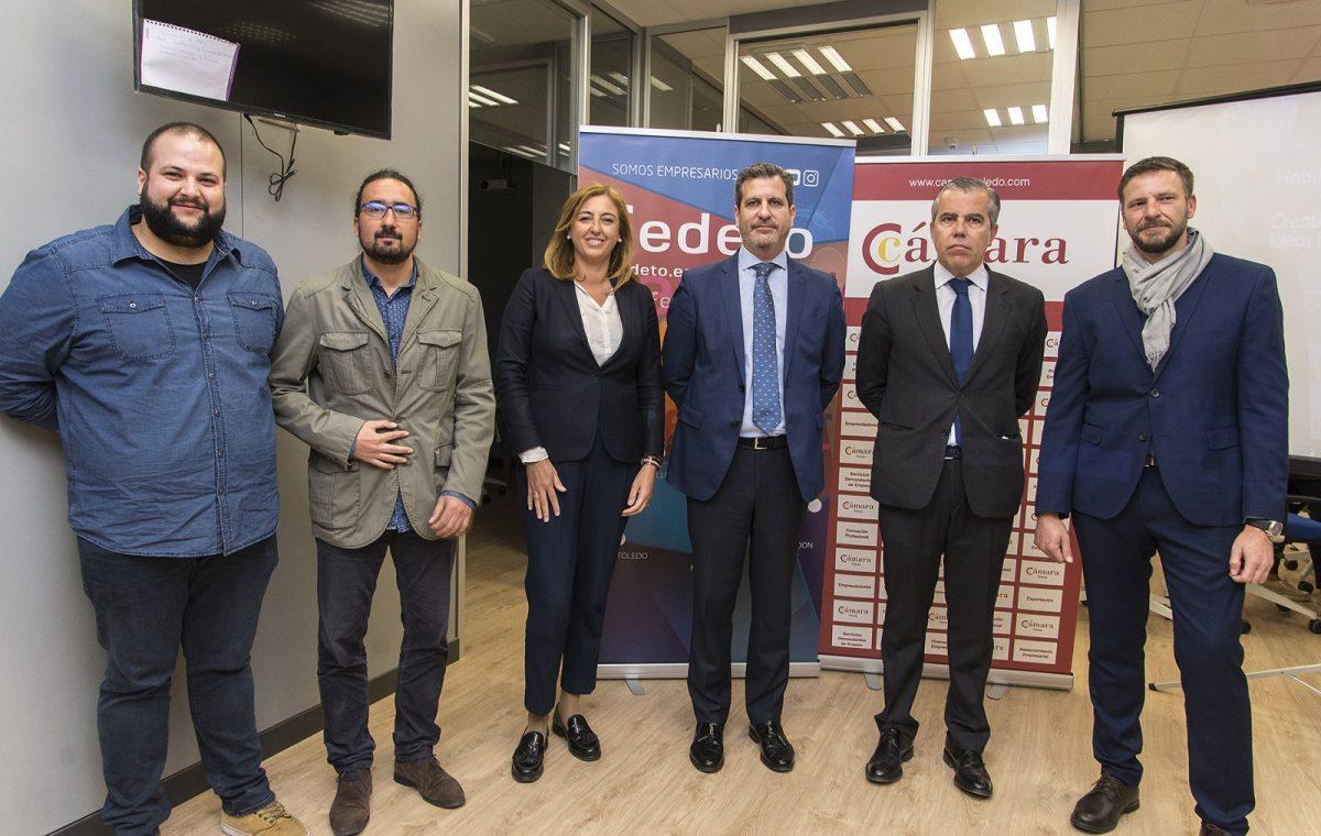http://www.toledo.es/wp-content/uploads/2018/04/formacion-jovenes-emprendedores-1200x760.jpg. Los jóvenes podrán adquirir las habilidades necesarias para emprender sus proyectos empresariales gracias al Ayuntamiento