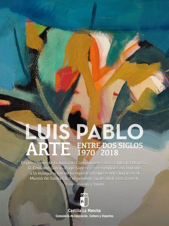"""http://www.toledo.es/wp-content/uploads/2018/04/luis-pablo-1.jpg. Inauguración Exposición """"Luis Pablo. Arte entre dos siglos. 1970-2018"""""""