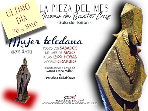 http://www.toledo.es/wp-content/uploads/2018/04/mujer-toledana.jpg. Pieza del mes en el museo.