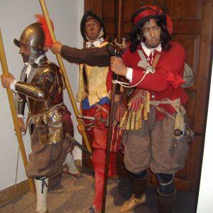 """Museo en vivo: """"Un soldado en los Tercios de Flandes"""""""