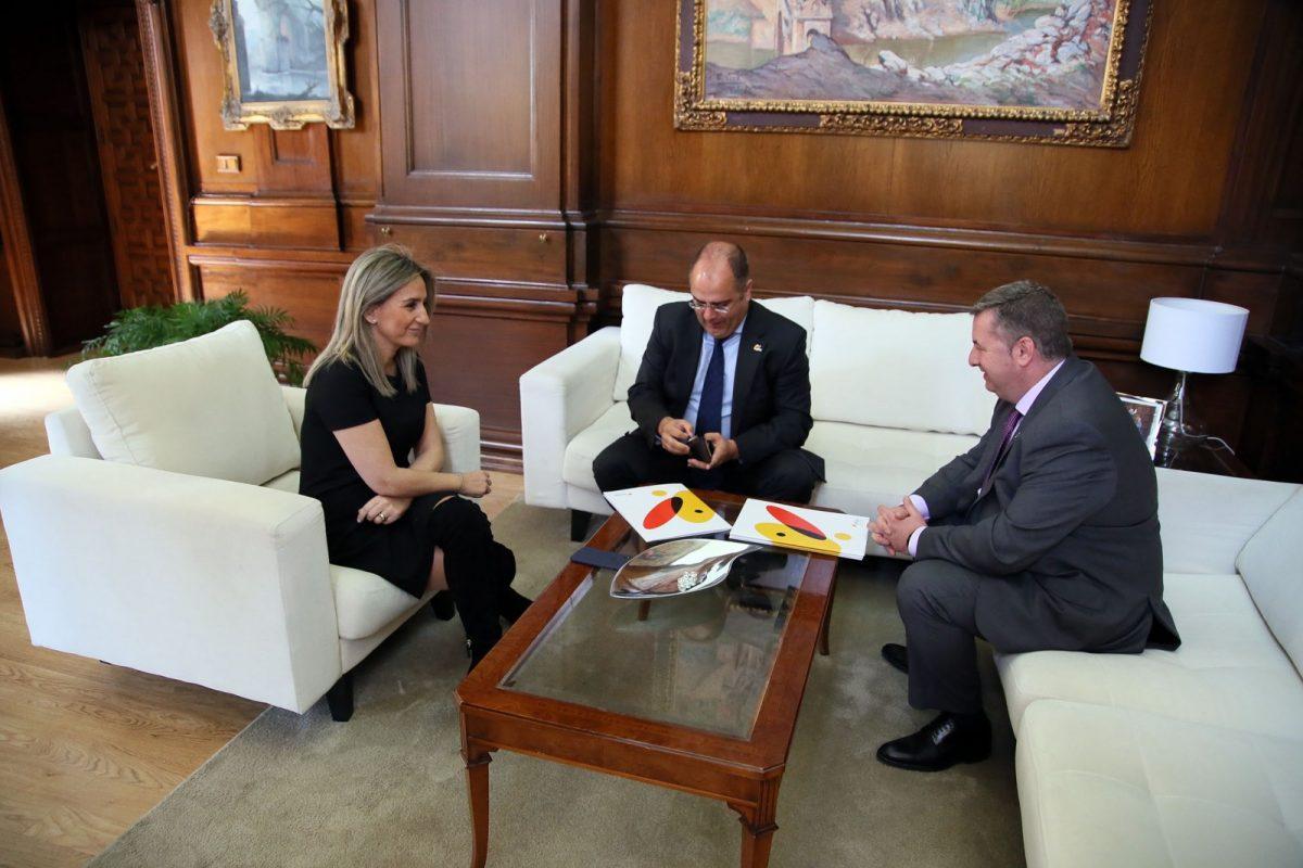 El Ayuntamiento de Toledo y Nedgia Castilla-La Mancha abordan nuevos proyectos asociados al gas