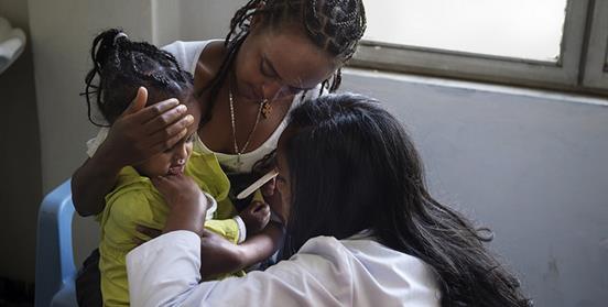 Cobertura Sanitaria Universal para todas las personas, en cualquier lugar