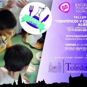 aller Infantil «Científicos y científicas alienígenas»