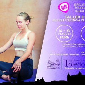 aller de Yoga para mujeres Marzo/Abril 2018