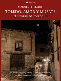 """http://www.toledo.es/wp-content/uploads/2018/04/toledo-amor-y-muerte.jpg. Presentación de libro """"Toledo, amor y muerte. El Librero de Toledo III"""""""