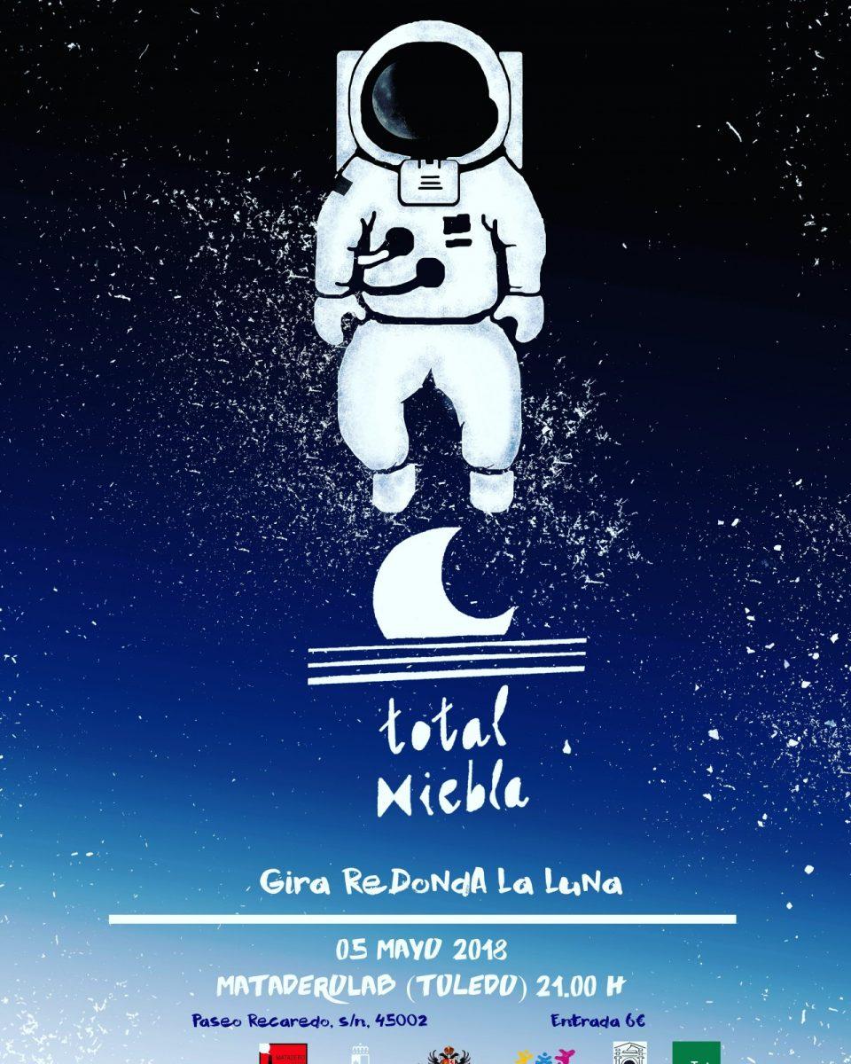 "http://www.toledo.es/wp-content/uploads/2018/04/total-niebla-concierto-960x1200.jpg. CONCIERTO ""TOTAL NIEBLA""- Gira Redonda la Luna"