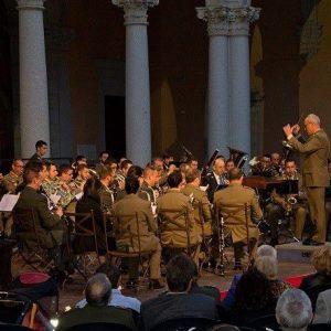 Concierto Unidad de Música de la Academia de Infantería
